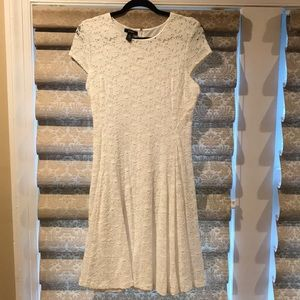 Alfani lace dress